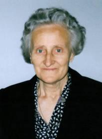 Necrologi di Teresa Manoni