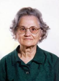 Necrologio ed informazioni sul funerale di Maria Guidi