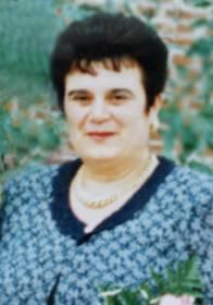 Necrologio ed informazioni sul funerale di Anna Maria Giulioni