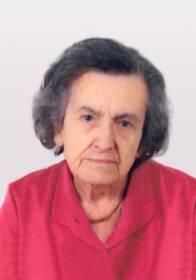 Necrologio ed informazioni sul funerale di Maria Zanettini