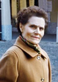 Necrologi di Anna Maria Gambarini