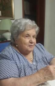 Necrologi di Maria Frungillo
