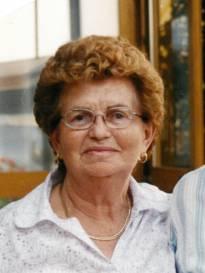Funerali Campagnola - Necrologio di Pierina Corradini