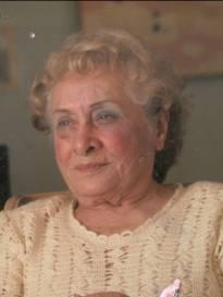 Funerali Rio Saliceto - Necrologio di Dina Sgarbi
