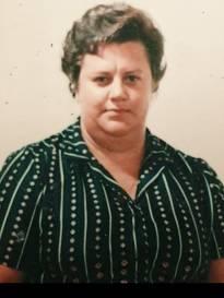 Necrologio ed informazioni sul funerale di Pasqualina Ravoni