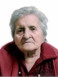 Necrologio ed informazioni sul funerale di Maria Nani