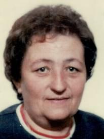 Necrologio ed informazioni sul funerale di Giulia Giovanelli