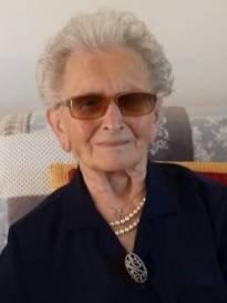 Funerali Monte San Vito - Necrologio di Alberta Maria Brunelli