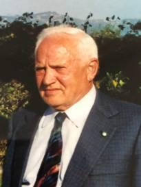 Funerali Torgiano - Necrologio di Achille Mincigrucci