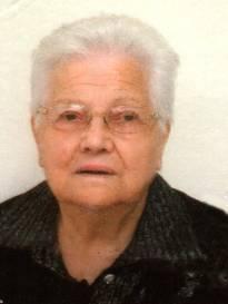 Necrologio ed informazioni sul funerale di Luigia Tiozzo Caenazzo