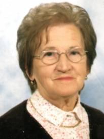 Necrologio ed informazioni sul funerale di Gina Ferrari