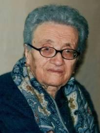 Necrologio ed informazioni sul funerale di Irma Fioretti