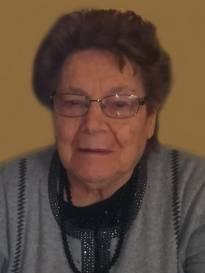Necrologio ed informazioni sul funerale di Rosina De Angelis