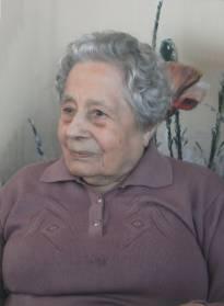 Necrologio ed informazioni sul funerale di Ubaldina Calcatelli