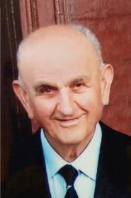 Necrologio ed informazioni sul funerale di Cesare Giangiacomi