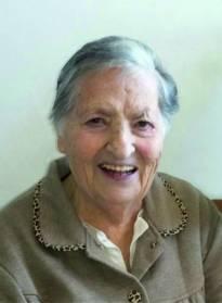Necrologio ed informazioni sul funerale di Rina Bastianelli