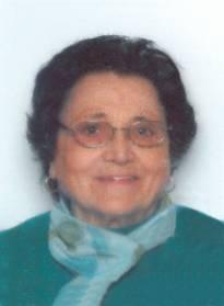 Necrologio ed informazioni sul funerale di Almerina Frontini