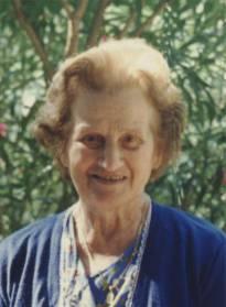 Necrologi di Giorgina Giorgi