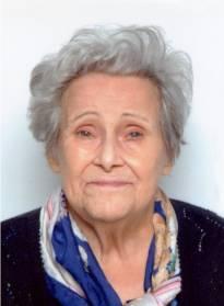 Necrologio ed informazioni sul funerale di Adele Esposto Bigozzi