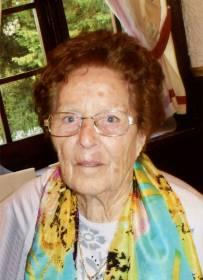 Necrologio ed informazioni sul funerale di Maria Nicolini