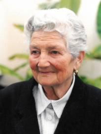Necrologio ed informazioni sul funerale di Maria Lillini
