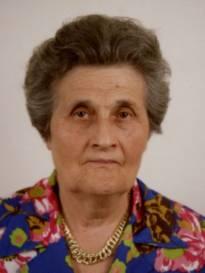 Funerali Ancona Falconara Marittima - Necrologio di Irma Pasquinelli