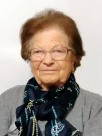 Funerali Ancona - Necrologio di Dina Gambella