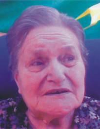 Necrologio ed informazioni sul funerale di Celestina Baldini
