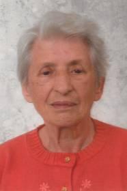 Necrologio ed informazioni sul funerale di Maria Godena