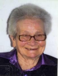 Funerali Osimo - Necrologio di Elvira Occhionero
