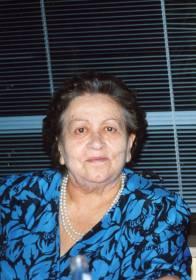 Necrologio ed informazioni sul funerale di Alba Zoppi
