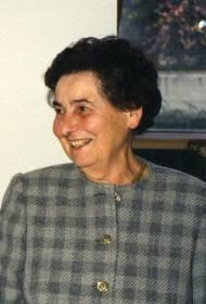 Necrologio ed informazioni sul funerale di Adele Piergiacomi