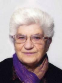 Funerali Osimo - Necrologio di Maria Valori Graciotti