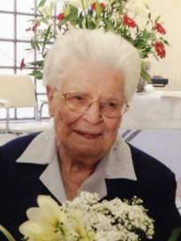 Funerali Osimo - Necrologio di Adele Coppetta