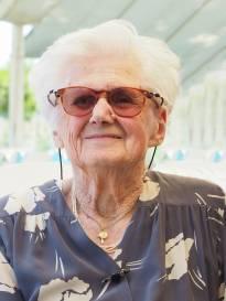 Necrologio ed informazioni sul funerale di Alda Quercetti