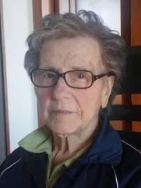 Necrologio ed informazioni sul funerale di Maria Teresa Cupido