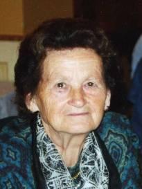 Funerali Polverigi - Necrologio di Pierina Pierantoni