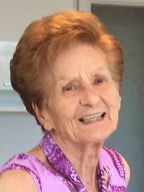 Necrologio ed informazioni sul funerale di Maria Regali