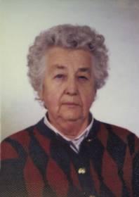 Necrologio ed informazioni sul funerale di Fosca Purkinje