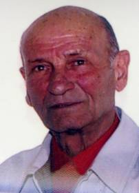 Necrologio ed informazioni sul funerale di Francesco Polverini