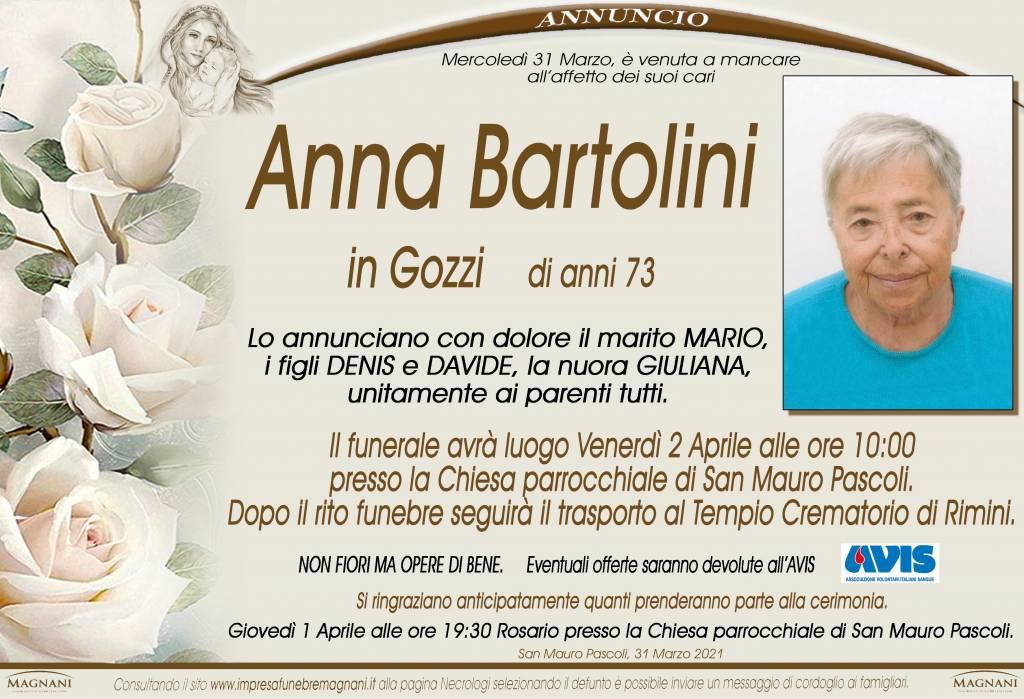 Anna Bartolini