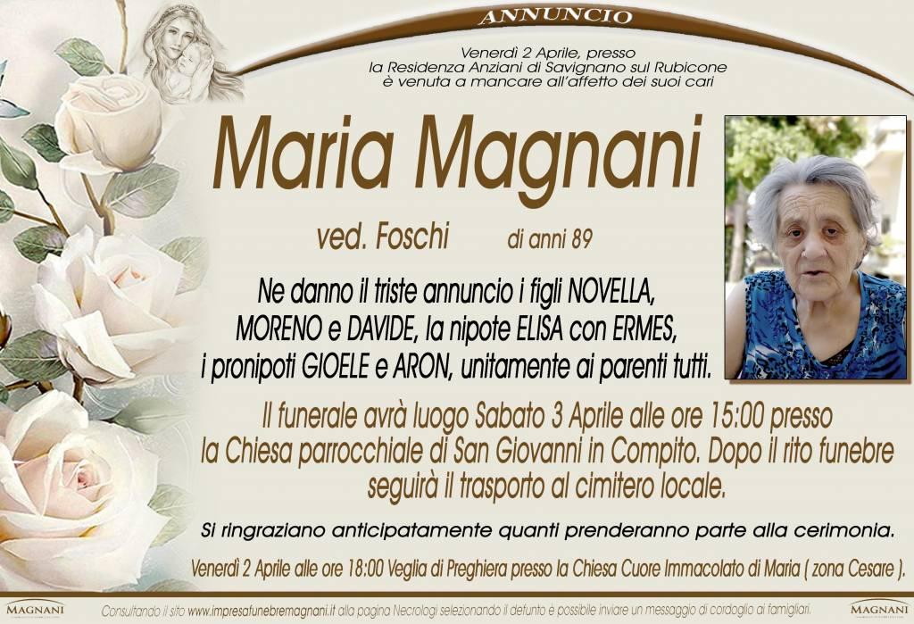 Maria Magnani