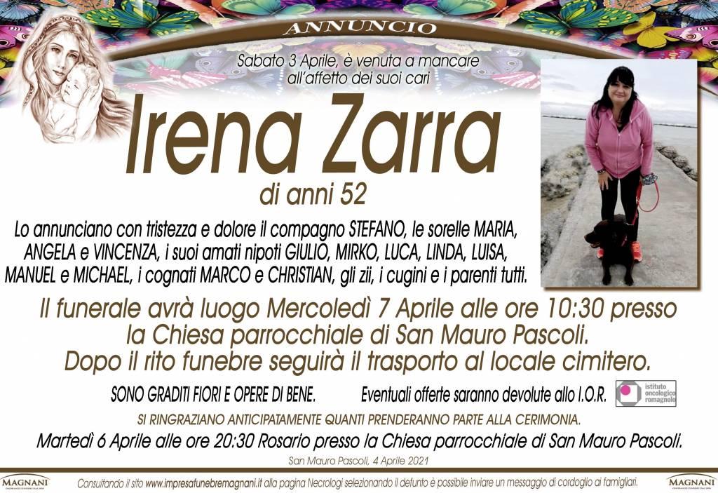 Irena Zarra