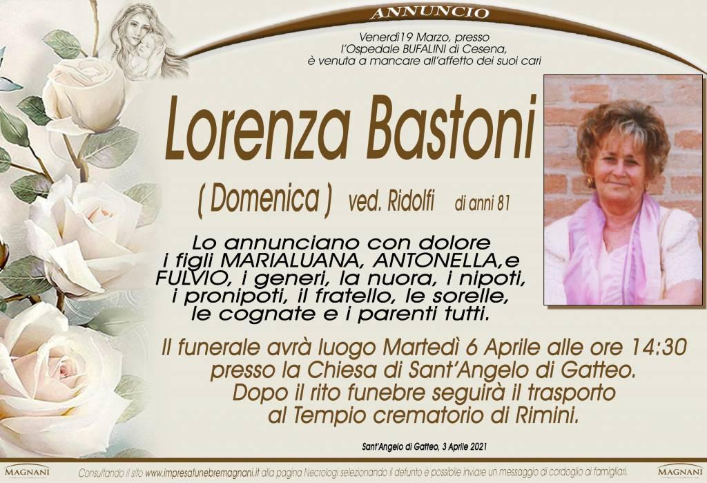 Lorenza Bastoni