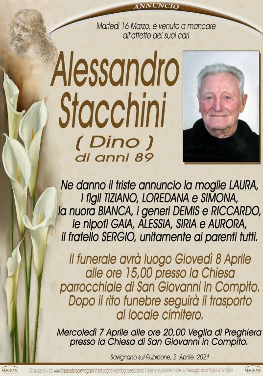 Alessandro Stacchini