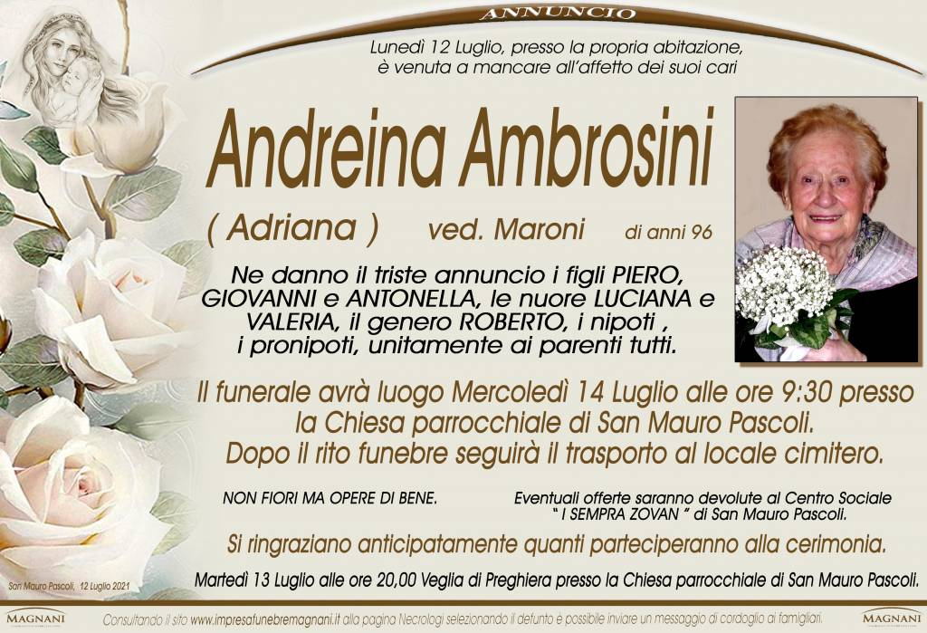 Andreina Ambrosini