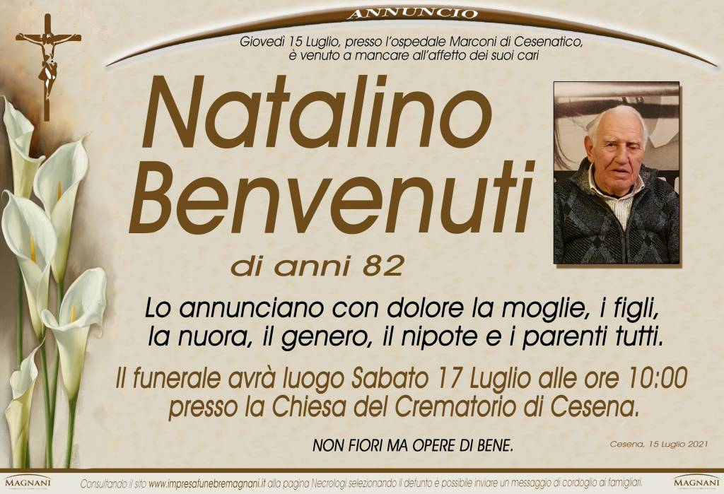 Natalino Benvenuti