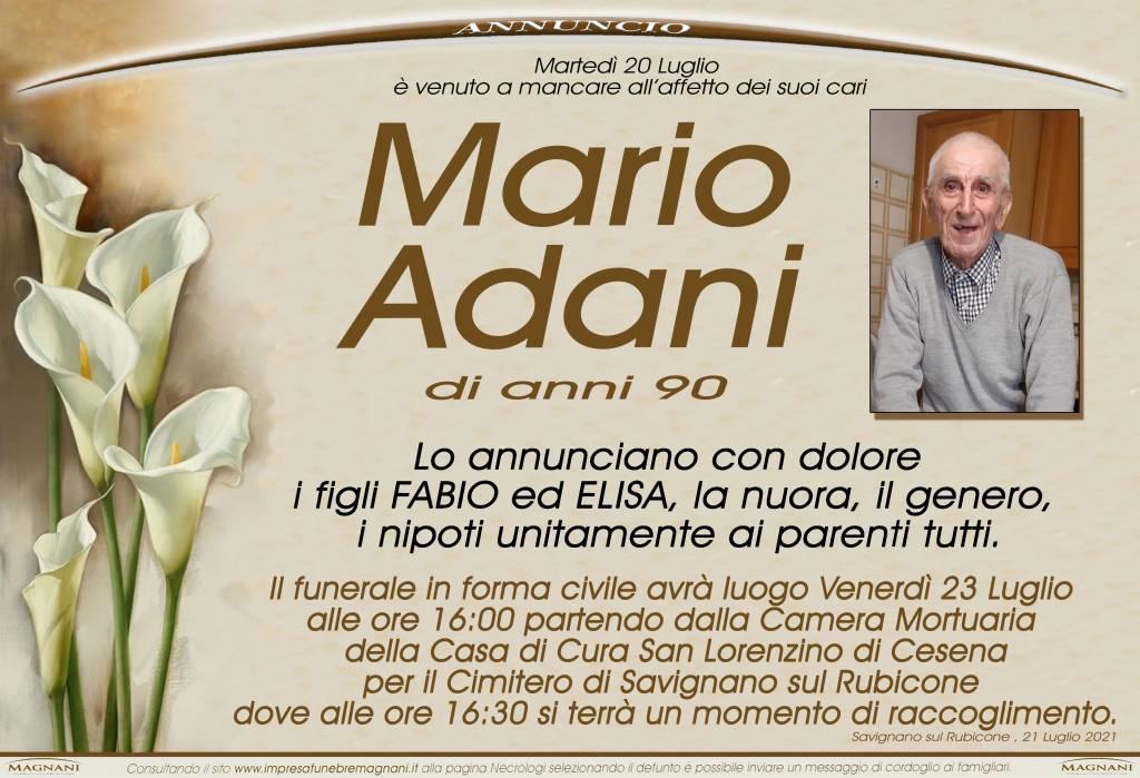 Mario Adani