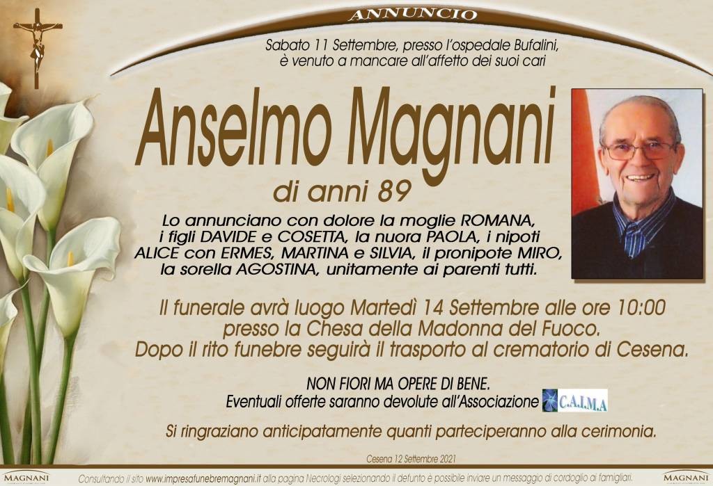 Anselmo Magnani