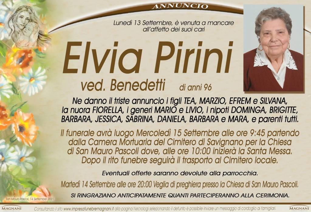 Elvia Pirini